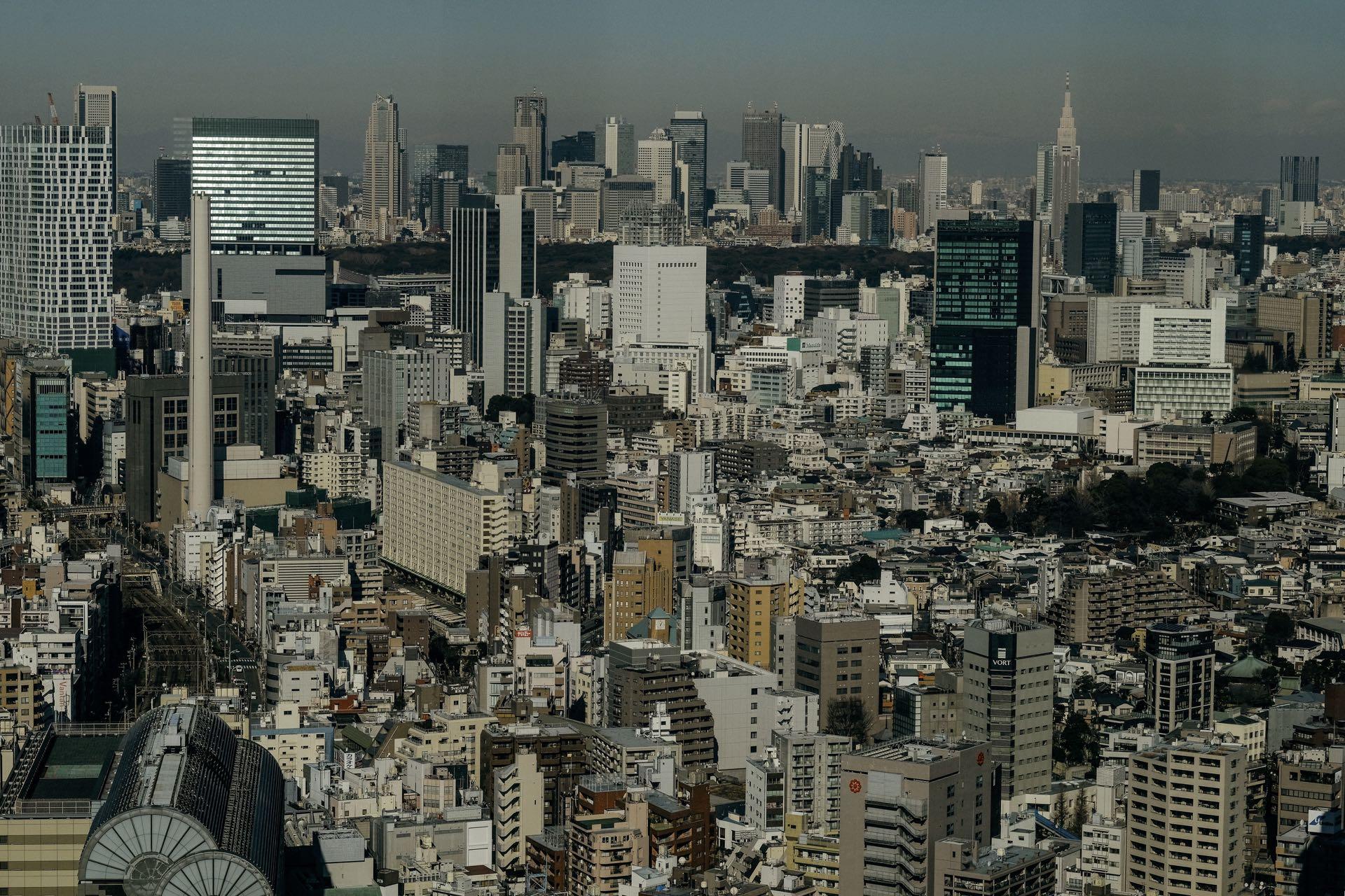 Tokyo 2018 @ Laurent Parienti