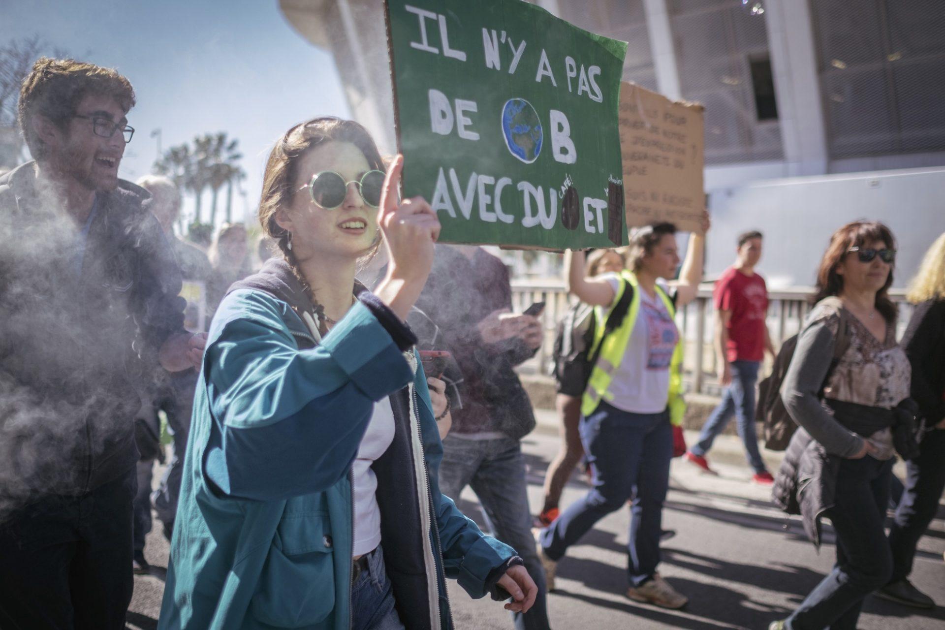 Marche pour le climat 2019 Toulon