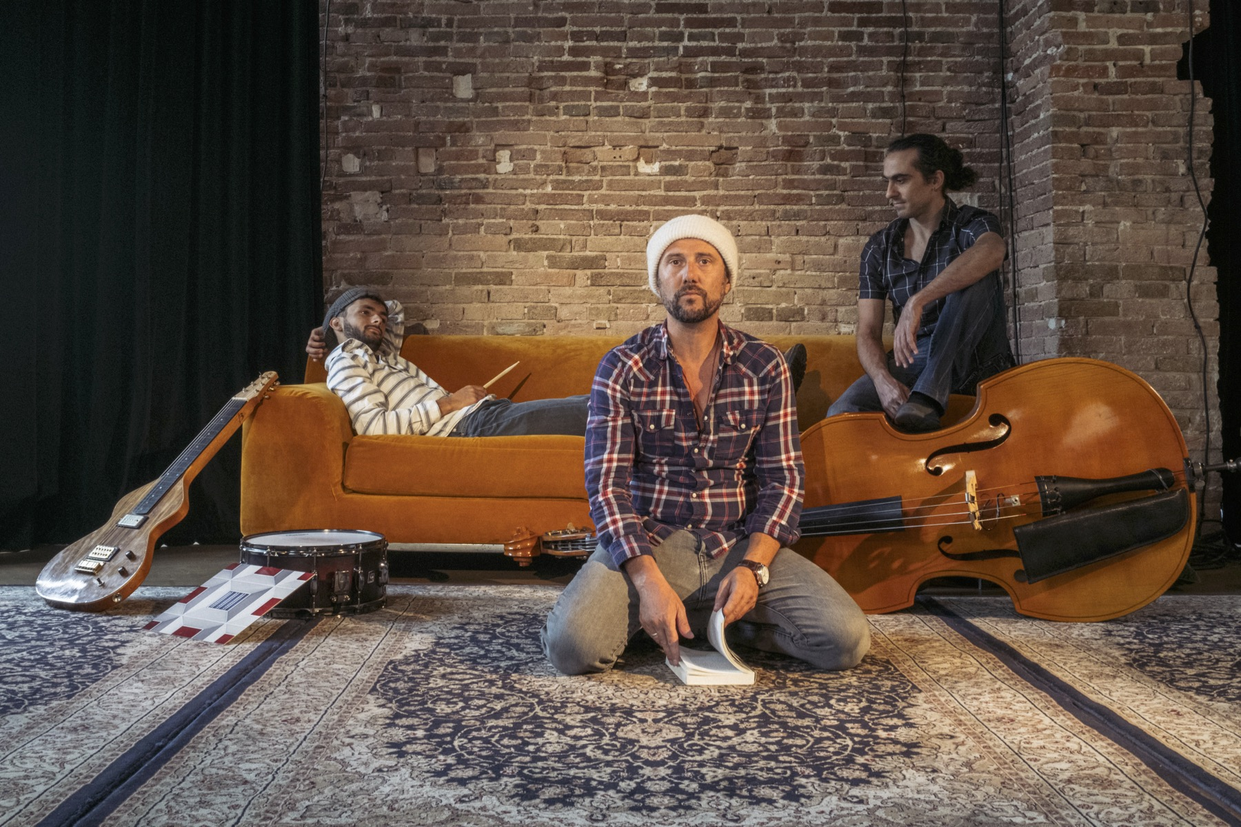 Alexandre Kinn Trio