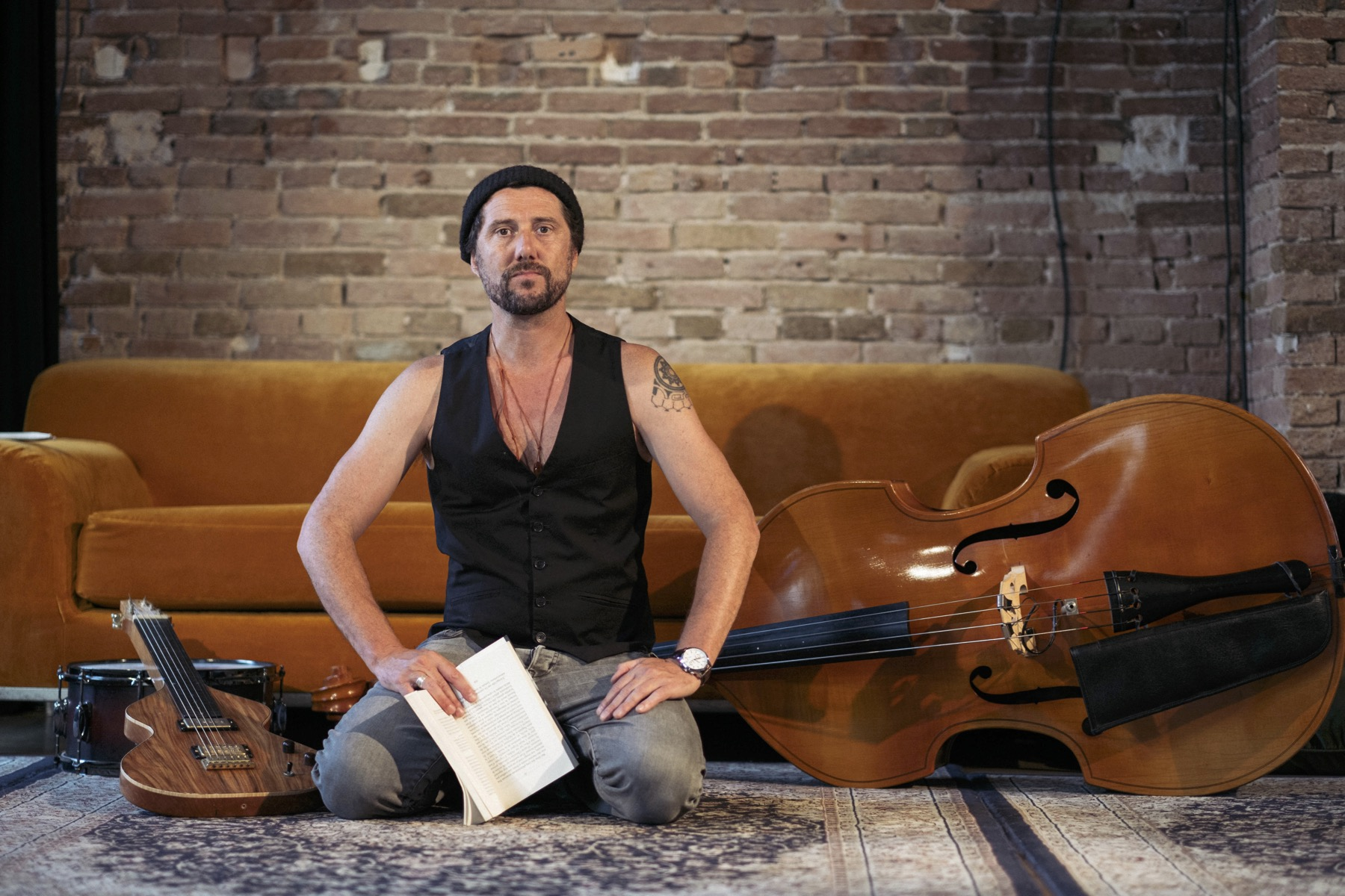 Alexandre Kinn Trio @laurentparienti