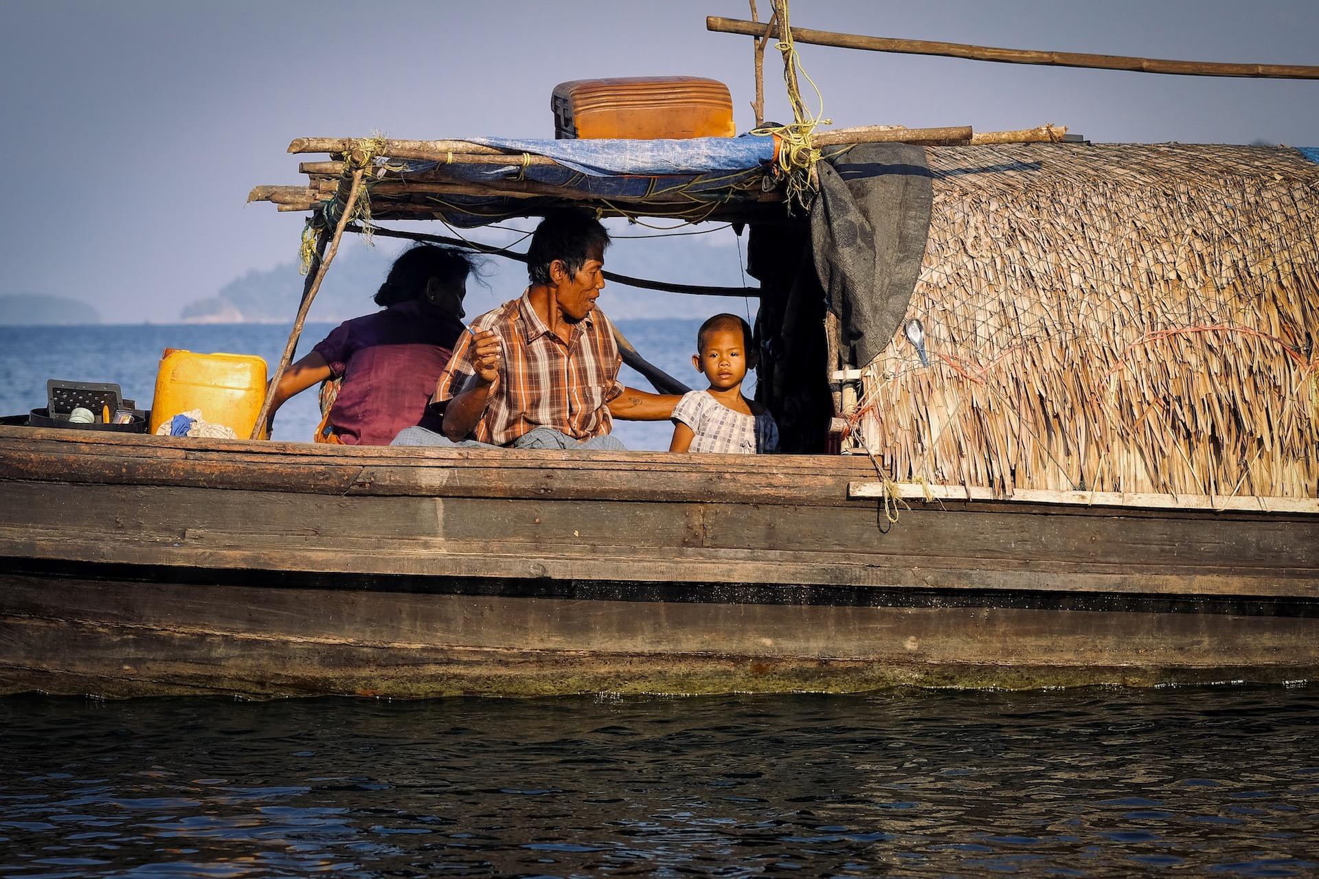 Mergui islands