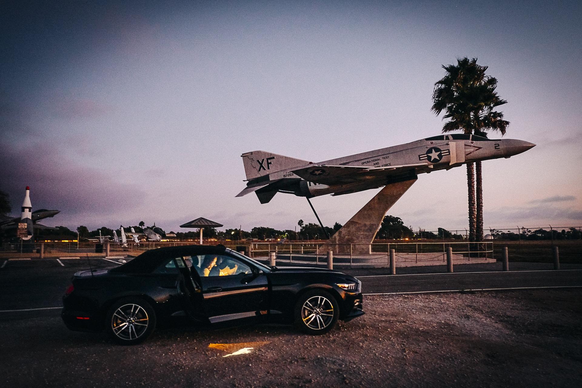 road trip in L.A.