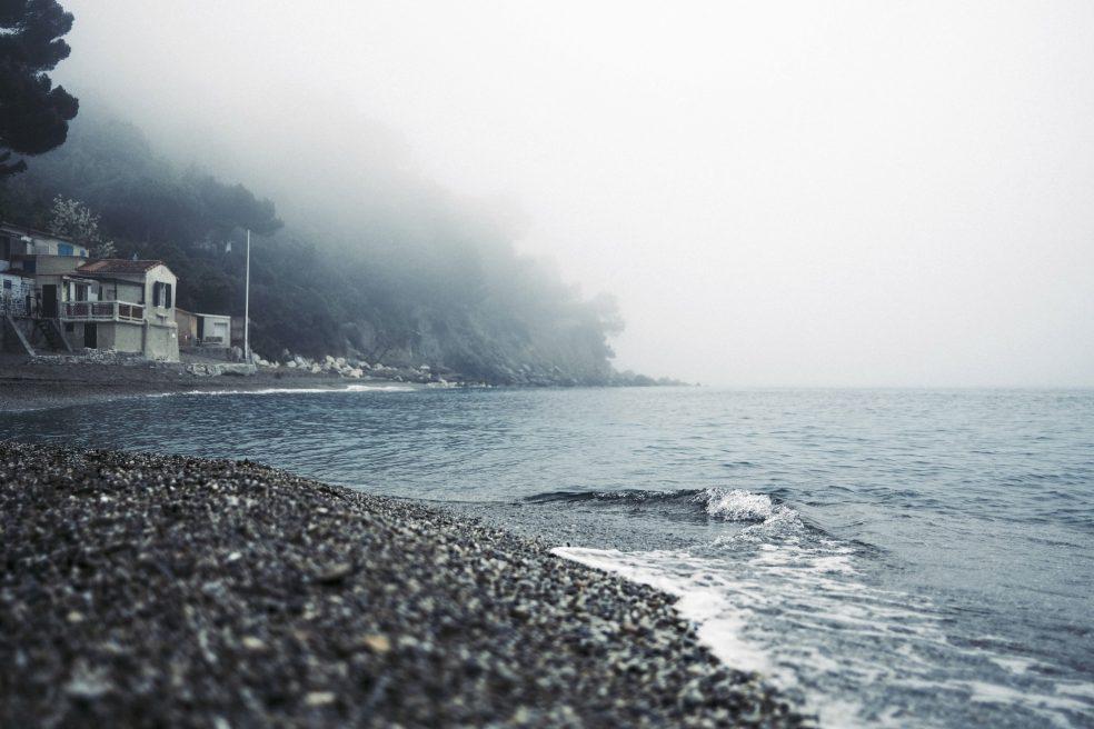 Brume de mer